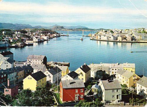 Kristiansund.1969.postcard