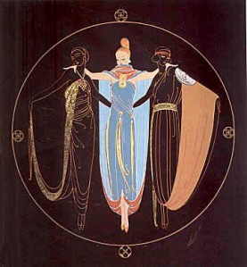 Erte_ladies_in_waiting