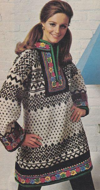 Norwegian dress close