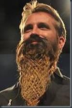 Freestyle beard