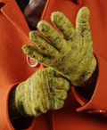 Gloves detail