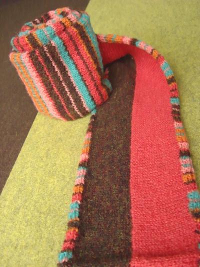 Modern fana scarf 400