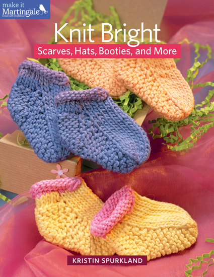 Knit Bright cover