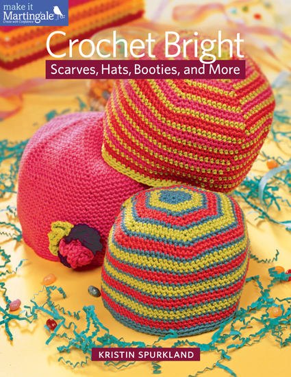 Crochet Bright Cover