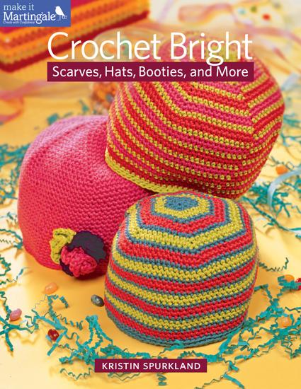 Crochet Bright Cover